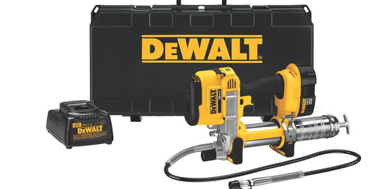 Lincoln and DeWalt