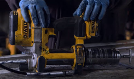 Dewalt Grease Gun