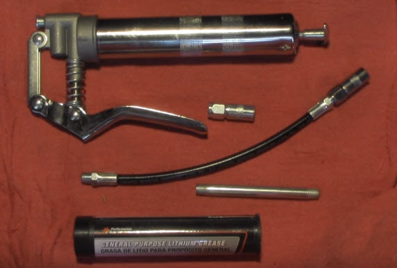 Grease Gun Parts
